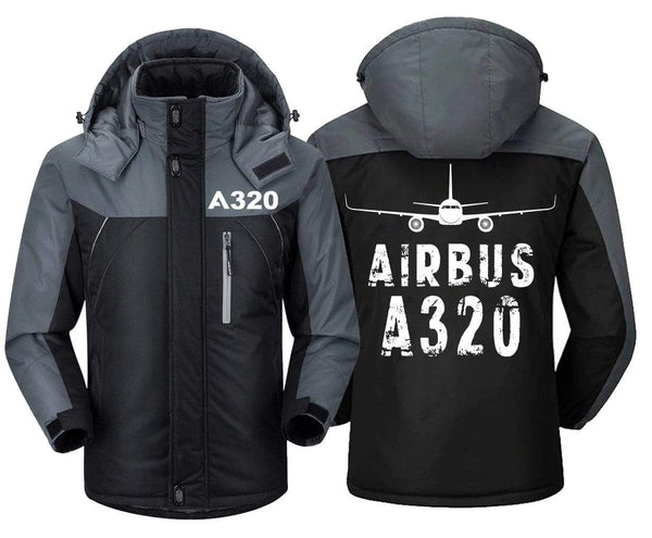 MA1 Windbreaker Jackets Airbus -A320