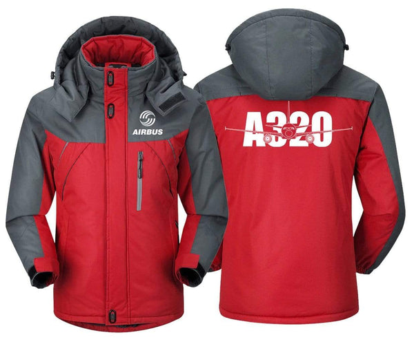 MA1 Windbreaker Jackets Airbus- A320