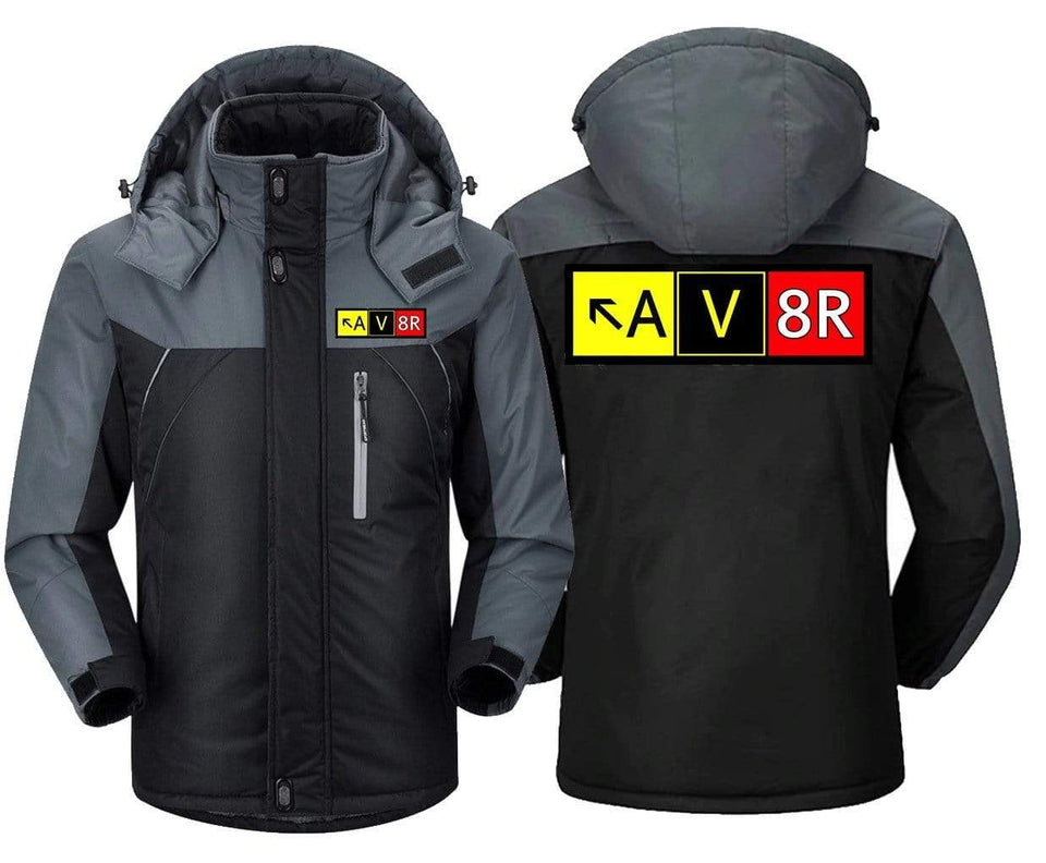 MA1 Windbreaker Jackets AV-8R