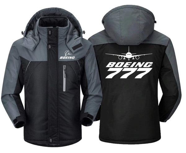 MA1 Windbreaker Jackets Boeing 777