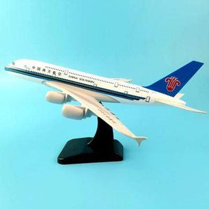 PILOTSX 20CM 249 20cm Alloy Metal Air EMIRATES A380 Model United Arab Emirates Airbus, Boeing 777 380 Airways Plane Model Aircraft Gifts