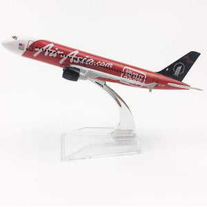 PILOTSX Air Asia Airlines Airbus A320