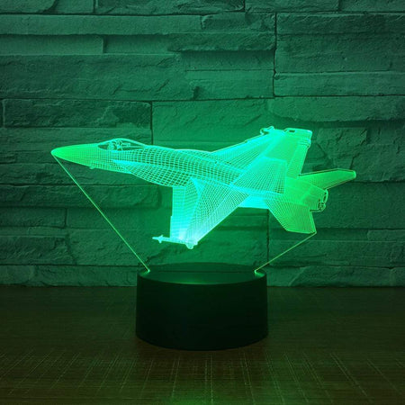 PILOTSX Aircraft   LED 3D Night Light