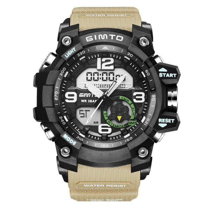 PILOTSX GIMTO Cool Outdoor Sport Watch
