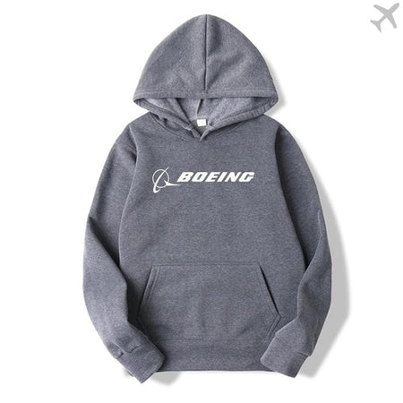 PILOTSX HOODIES Sky Blue / S New Boeing