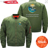 PilotsX Jacket Army green thick / S SAUDIA AIRLINES Jacket -US Size