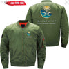 PilotsX Jacket Army green thin / S SAUDIA AIRLINES Jacket -US Size