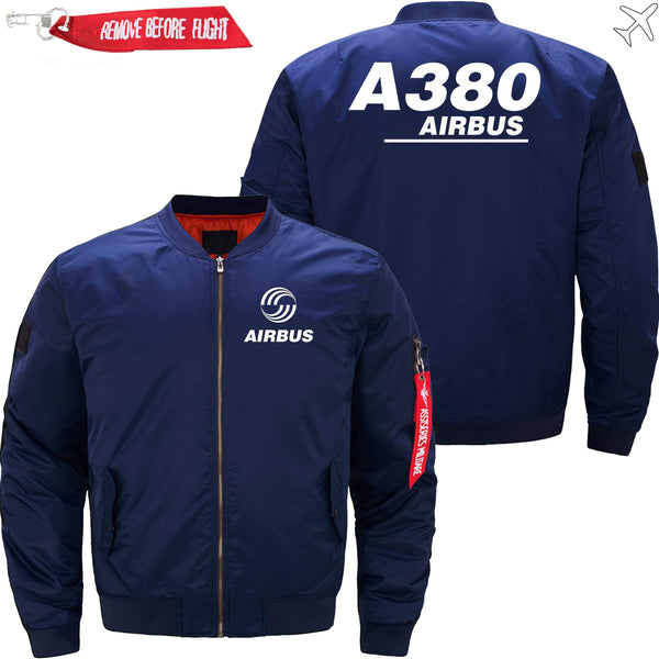PilotsX Jacket Dark blue thick / S A380 Airbus