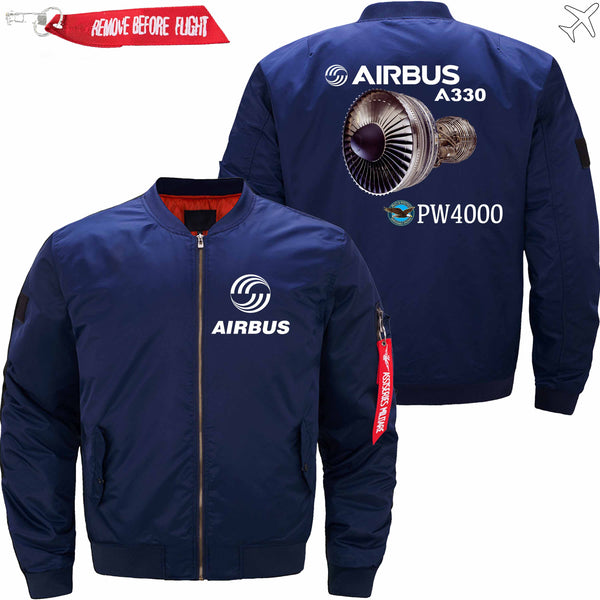 PilotsX Jacket Airbus A330-Engine PW4000 Jacket -US Size