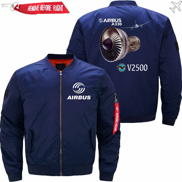 PilotsX Jacket Airbus A330-Engine V2500 Jacket -US Size