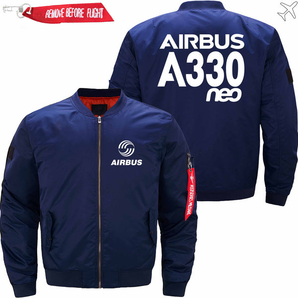PilotsX Jacket Army green thick / XS Airbus A330neo Jacket -US Size