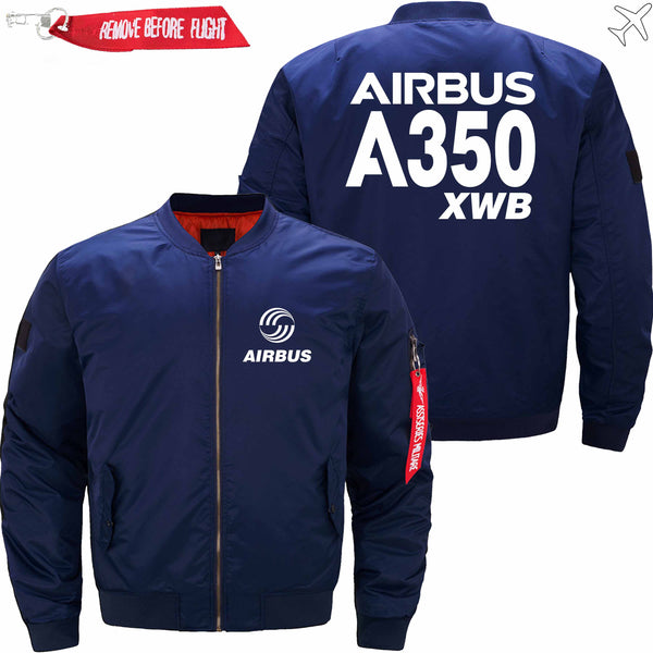 PilotsX Jacket Army green thick / XS Airbus A350neo Jacket -US Size