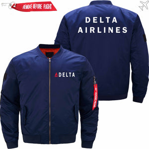 PilotsX Jacket Dark blue thin / XS Delta Air Lines Jacket -US Size