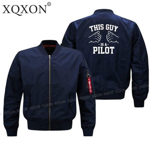PilotsX Jacket his guy is a pilot Jacket -US Size