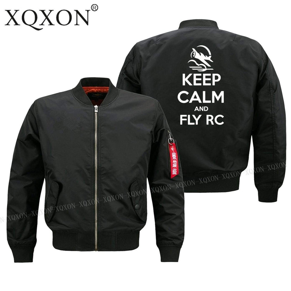PilotsX Jacket Keep calm and Fly RC Jacket -US Size