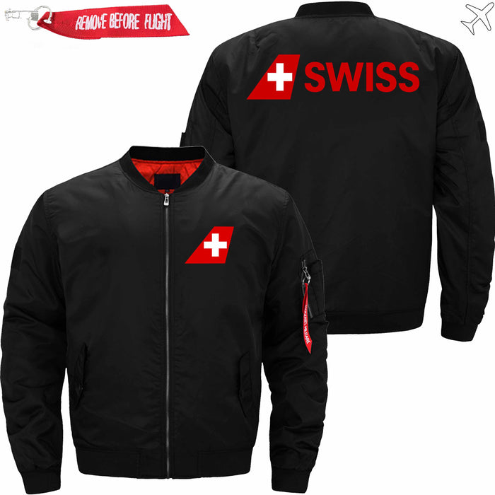 PilotsX Jacket Swiss International Air Lines Jacket -US Size