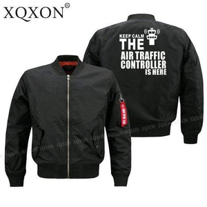 PilotsX Jacket The Air Traffic Controller Jacket -US Size