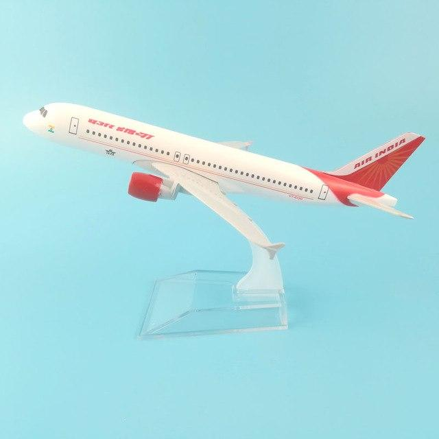 PILOTSX Model Aircraft 139 Air India Airbus A320