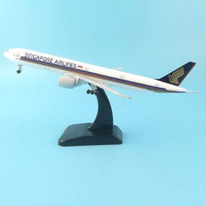 PILOTSX Model Aircraft 20CM 253 EGYPTAIR Airlines The 777