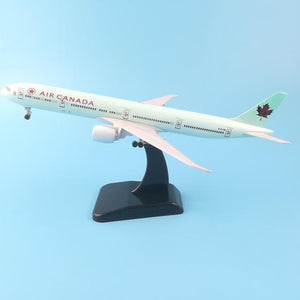 PILOTSX Model Aircraft 20CM 257 EGYPTAIR Airlines The 777