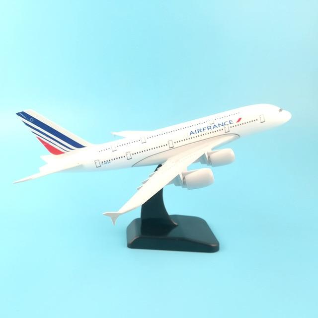 PILOTSX Model Aircraft 20CM Air france 247 Model Aircraft