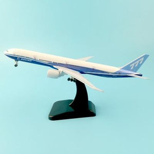 PILOTSX Model Aircraft 20CM Boeing 251 Model Aircraft