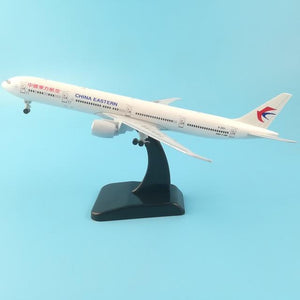 PILOTSX Model Aircraft 20CM CHINA EASTER250 EGYPTAIR Airlines The 777