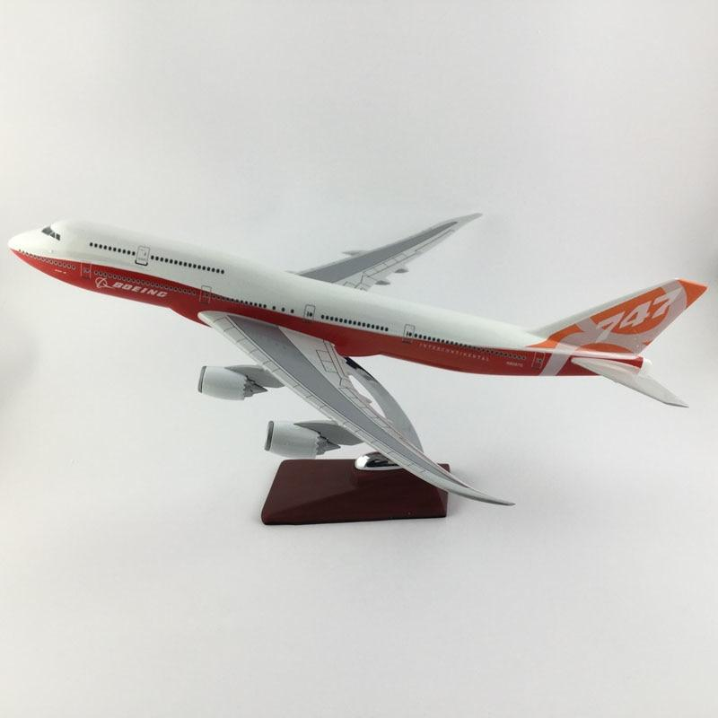 PILOTSX Model Aircraft 45-47CM The 747