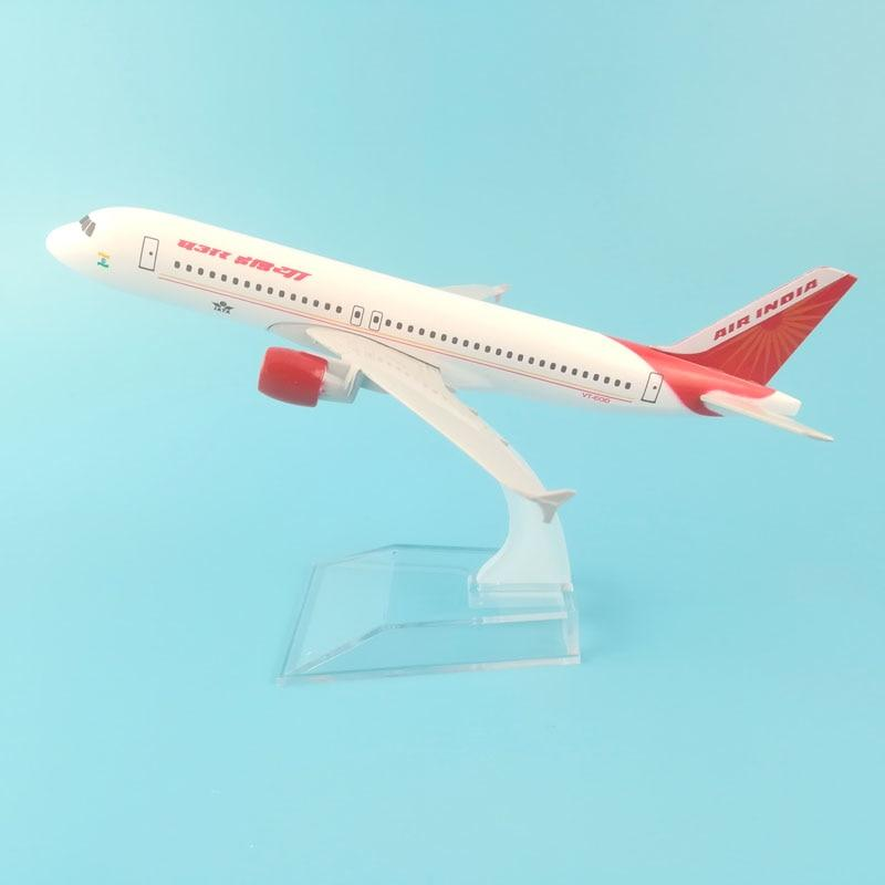 PILOTSX Model Aircraft Air India Airbus A320