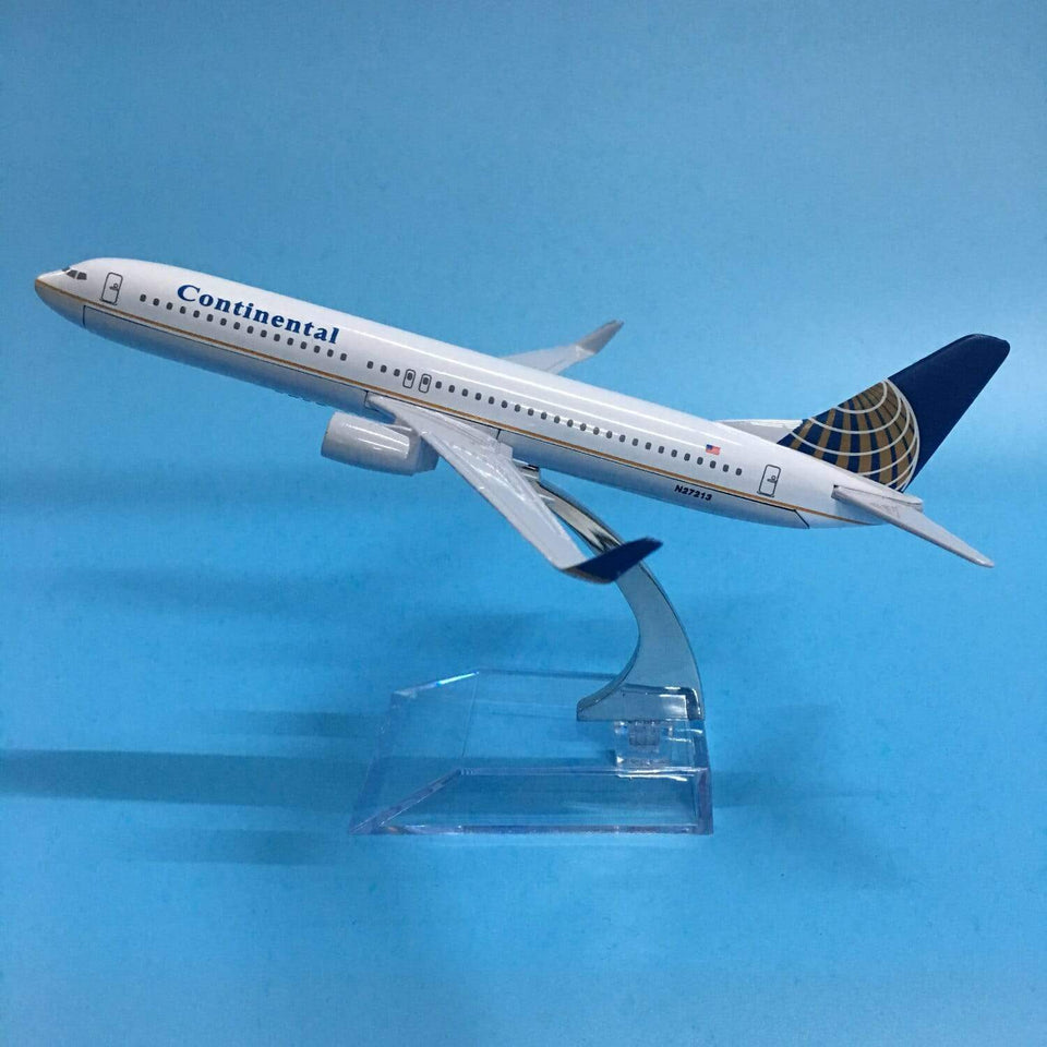 PILOTSX Model Aircraft Continental Airlines