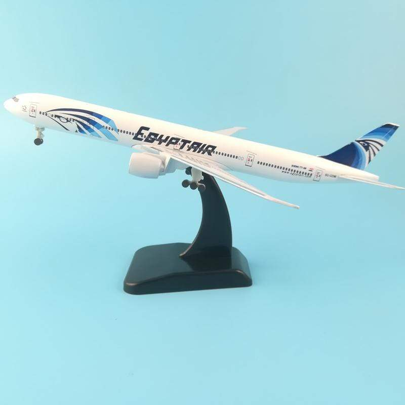 PILOTSX Model Aircraft EGYPTAIR Airlines The 777