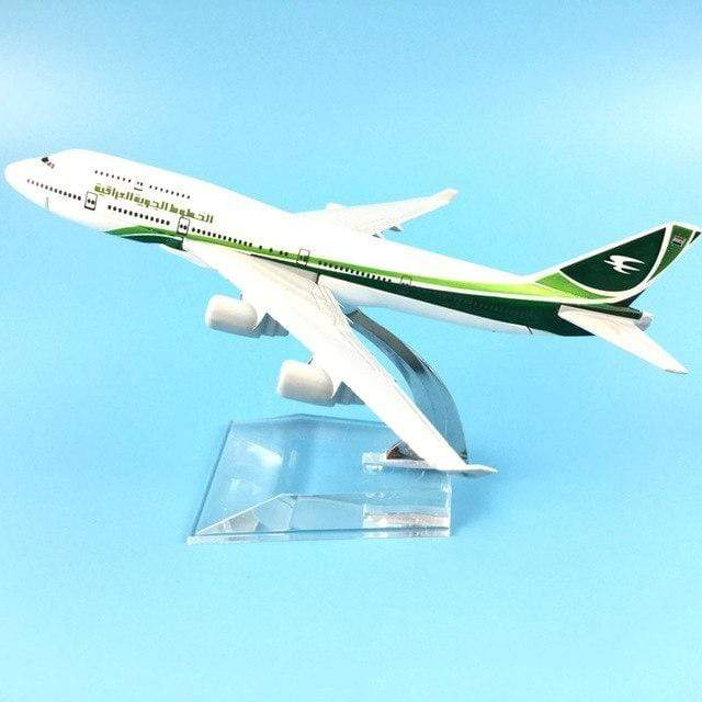 PILOTSX Model Aircraft IRAQI AIRWAYS The 747