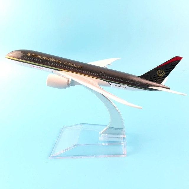 PILOTSX Model Aircraft JORDANIAN AIRLINES The 787