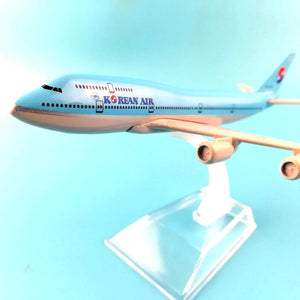 PILOTSX Model Aircraft Korean Air The 747