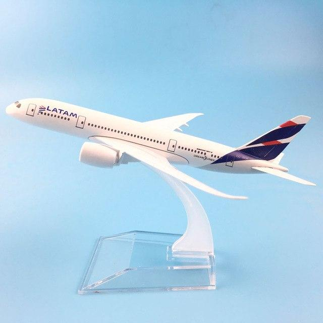 PILOTSX Model Aircraft LATAM Airline The 787