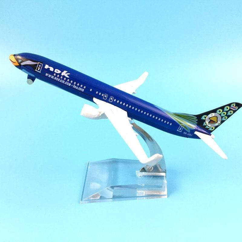 PILOTSX Model Aircraft Nok Air The 737