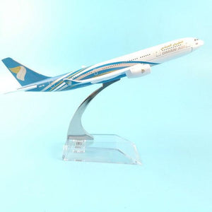 PILOTSX Model Aircraft OMAN Airlines Airbus A 330