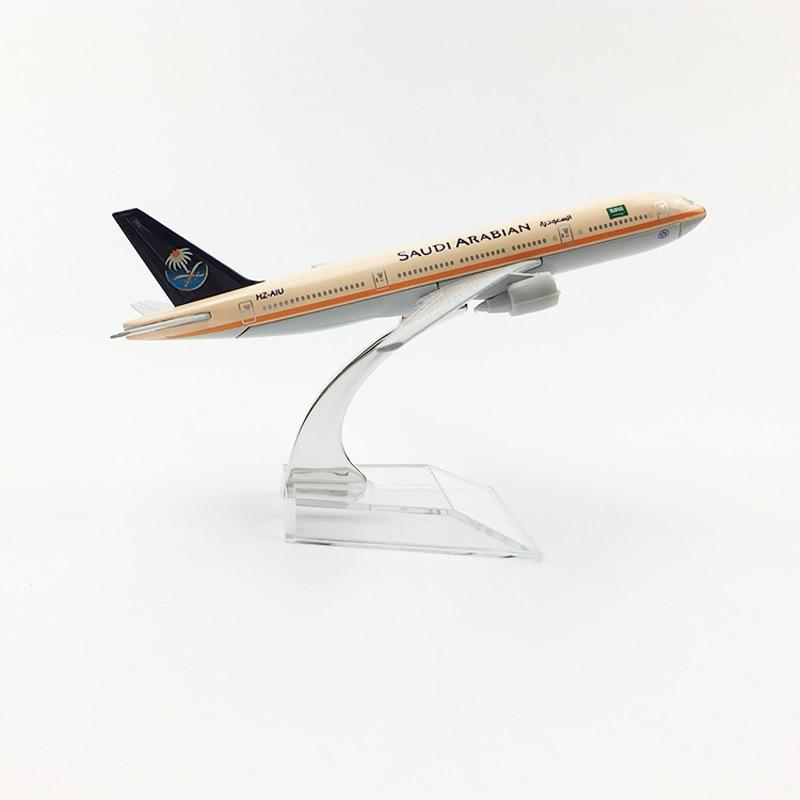 PILOTSX Model Aircraft SAUDI ARABIAN Airlines The 777