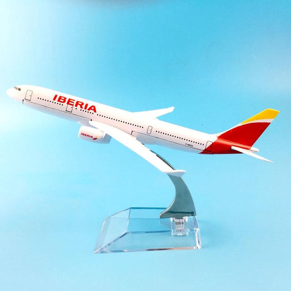 PILOTSX Model Aircraft Spain Iberia Airbus A 330
