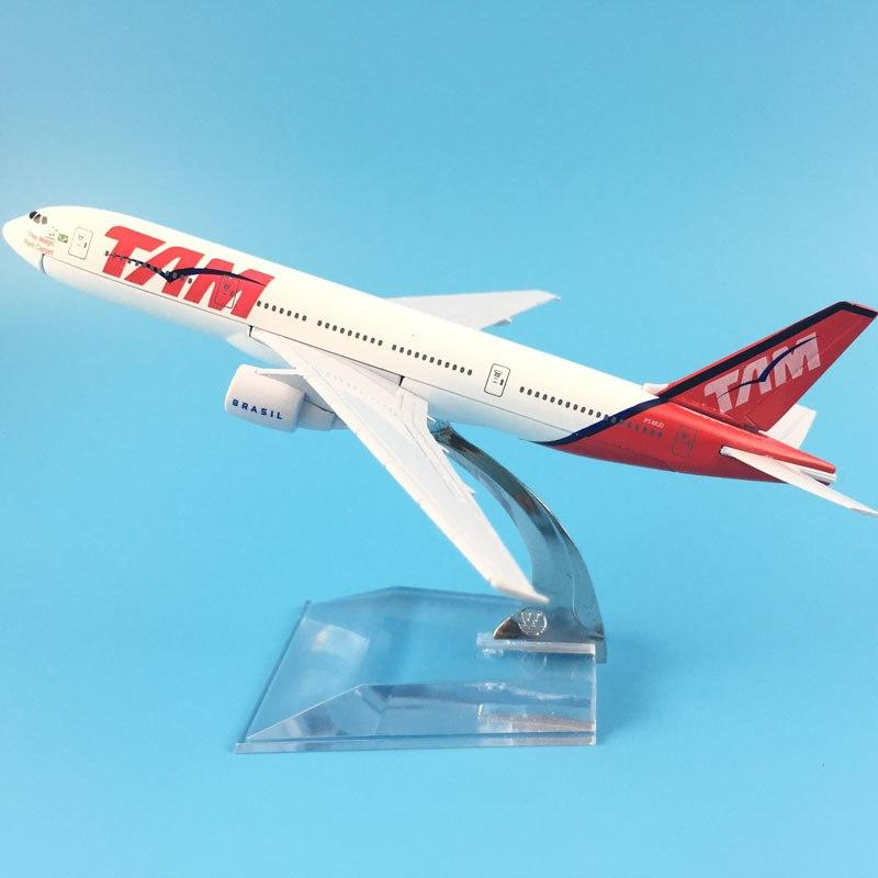 PILOTSX Model Aircraft TAM Airlines The 777