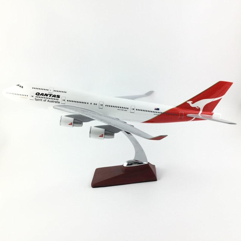 PILOTSX Model Aircraft The 747 400 QANTAS