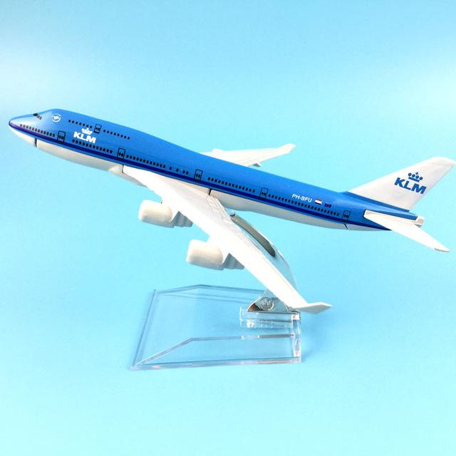 PILOTSX Model Aircraft The 747 KLM Royal Dutch Airlines