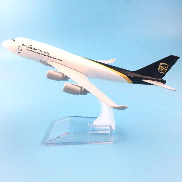 PILOTSX Model Aircraft UPS Airlines The 747 400