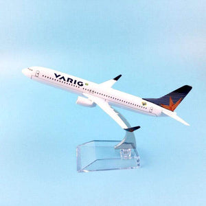 PILOTSX Model Aircraft Varig Brazilian Airlines The 737 800
