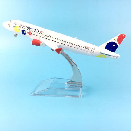 PILOTSX Model Aircraft viva colombia Airlines Airbus A320