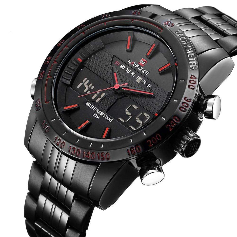 PILOTSX NAVIFORCE Men Fashion Sport Watches