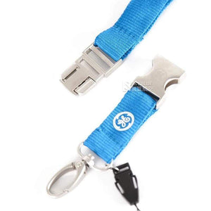 PILOTSX New Arrival Blue GE Aviation Logo Lanyard Sling for Crew