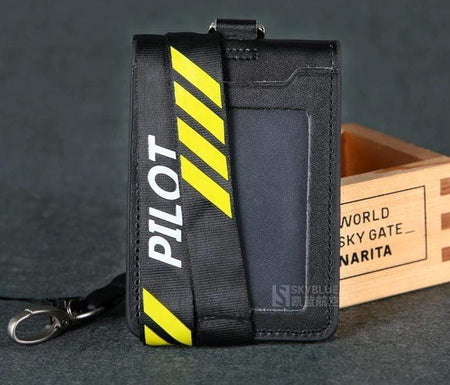 PILOTSX Pilot / Co-Pilot's Lanyard with Card
