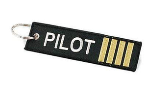 PILOTSX Pilot Pilot / Co-Pilot Travel Accessories Epaulette Epaulet  Shoulder Mark Style, Luggage Bag Tag