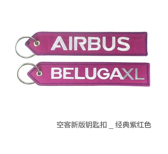 PILOTSX pink airbus New Airbus Logo A330 neo  A350 A380 BELUGAXL Embroider Travel Long